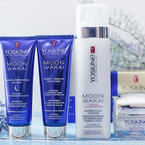 Moon Wakai – eerlijke en jonge look met Yoskine