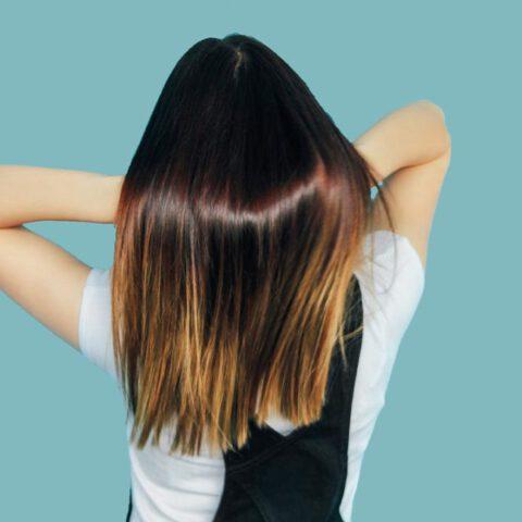 5 manieren voor glanzend haar: olie, masker en andere dingen